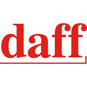 daff - Tischsets aus recyceltem Leder
