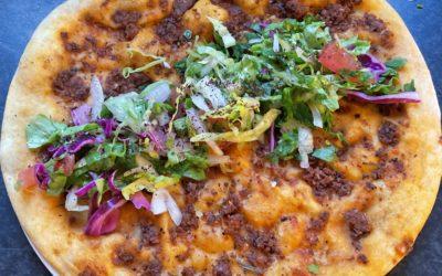 Lahmacun – Die etwas andere Pizza –