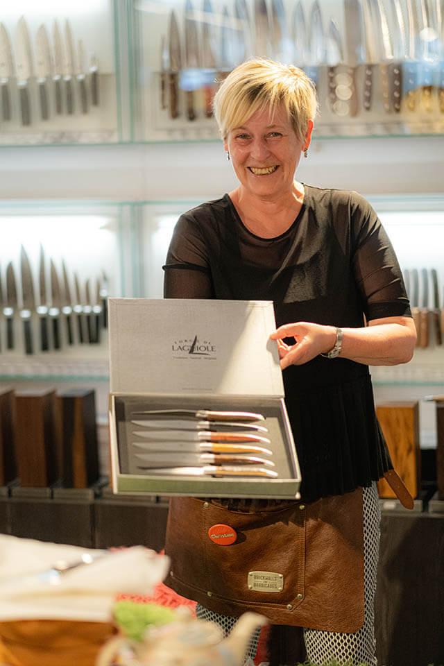 Cucinetta Team - Christine